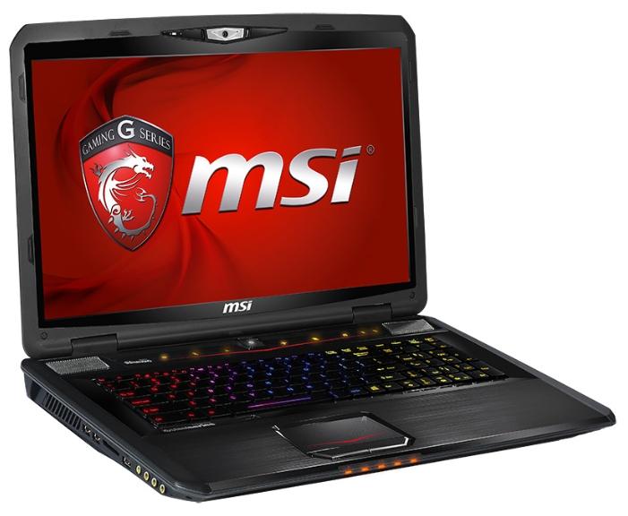 Скупка ноутбуков MSI GT70 2PE Dominator Pro в Барнауле. Продать ноутбук MSI. Также покупаем неисправные на запчасти.