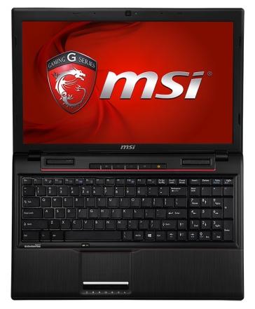 Скупка ноутбуков MSI GP60 2OD в Барнауле. Продать ноутбук MSI. Также покупаем неисправные на запчасти.