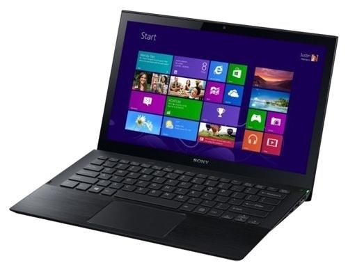 Скупка ноутбуков Sony VAIO Pro SVP1322N4R в Барнауле. Продать ноутбук Sony. Также покупаем неисправные на запчасти.