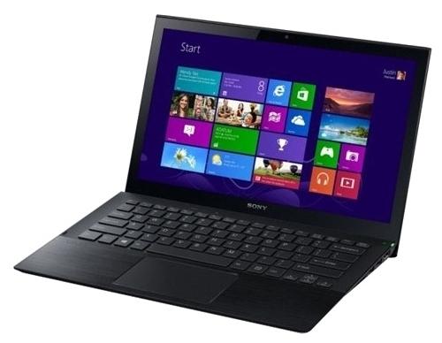 Скупка ноутбуков Sony VAIO Pro SVP1322R4R в Барнауле. Продать ноутбук Sony. Также покупаем неисправные на запчасти.