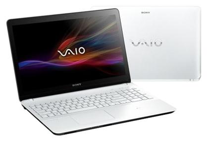 Скупка ноутбуков Sony VAIO Fit E SVF1521A4R в Барнауле. Продать ноутбук Sony. Также покупаем неисправные на запчасти.