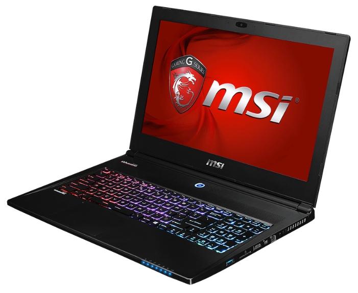 Скупка ноутбуков MSI GS60 2PC Ghost в Барнауле. Продать ноутбук MSI. Также покупаем неисправные на запчасти.