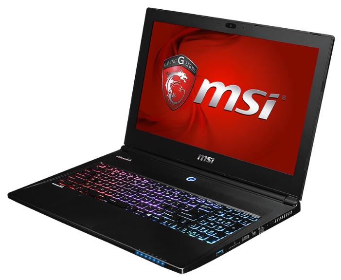 Скупка ноутбуков MSI GS60 2PE Ghost Pro 3K Edition в Барнауле. Продать ноутбук MSI. Также покупаем неисправные на запчасти.