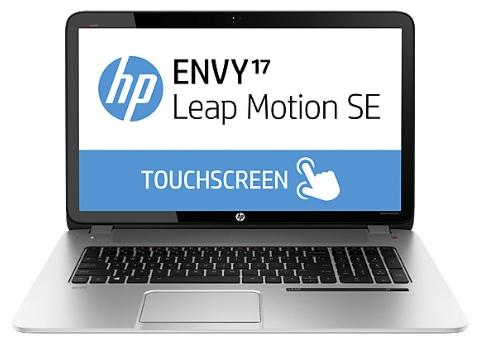Скупка ноутбуков HP Envy 17-j100 Leap Motion TS SE в Барнауле. Продать ноутбук HP. Также покупаем неисправные на запчасти.